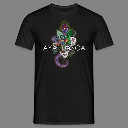 Ayahuasca - Männer T-Shirt