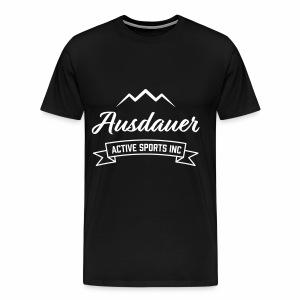 Ausdauer - Signature (M) - Männer Premium T-Shirt