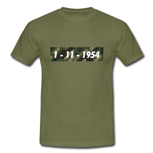 Algérie - 1er Novembre 1954