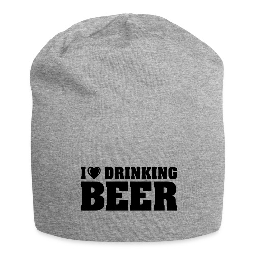 I love drinking Beer - Jersey-Beanie