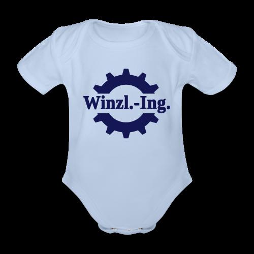 Winzl.-Ing. Body - Baby Bio-Kurzarm-Body