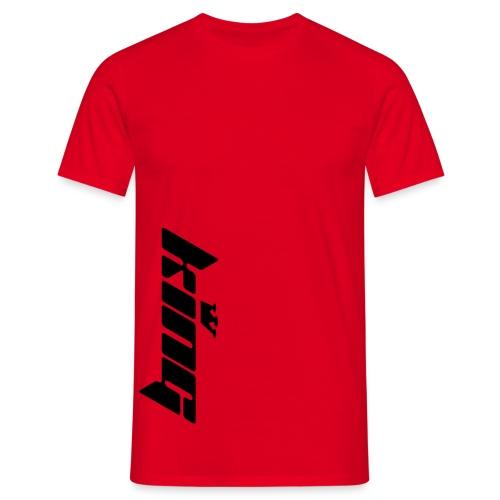 king red - Men's T-Shirt