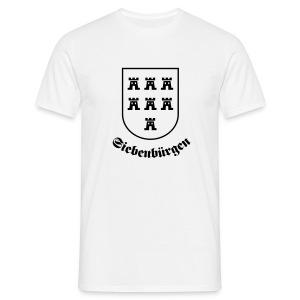 T-Shirt Sachsenwappen Siebenbürgen - Männer T-Shirt