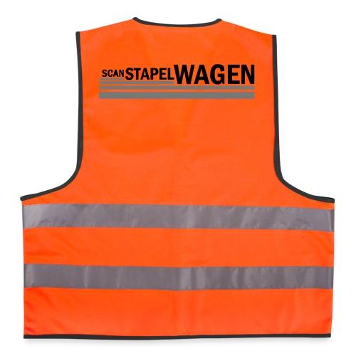 Scan STW fluro-vest - Reflective Vest
