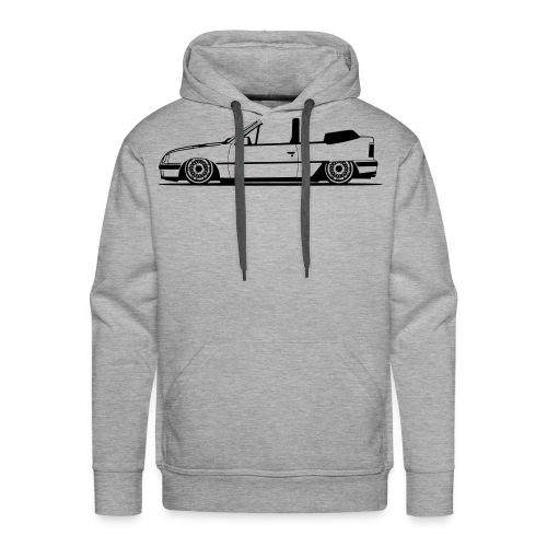 Kadet* E Cabrio - Männer Premium Hoodie