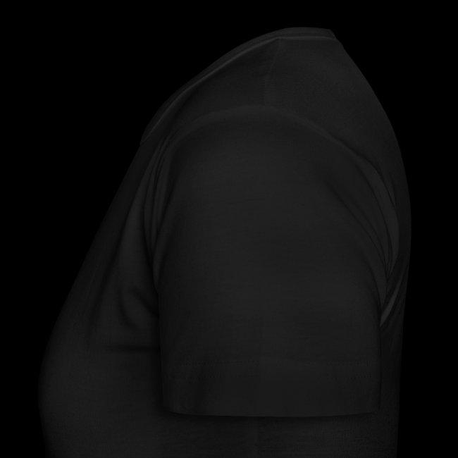 PixelRust black logo Lady's t-shirt