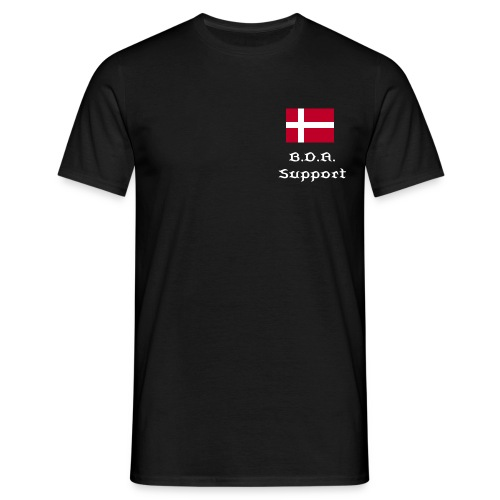 Herre T-shirt B.O.A. Support - Herre-T-shirt