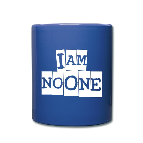 No One - Mug uni