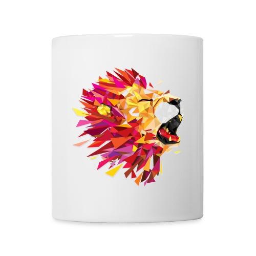 Lion - Mug blanc