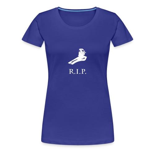 R.I.P. Front Derailleur Women's Tee - Women's Premium T-Shirt