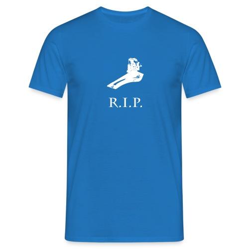 R.I.P. Front Derailleur Men's Tee - Men's T-Shirt