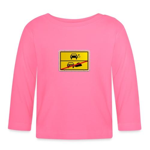 E-Mobilität - Direktdruck - Langarm Baby - Baby Langarmshirt