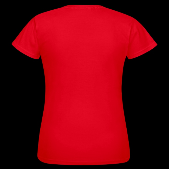 aNIofaDES logo Red Lady's t-shirt