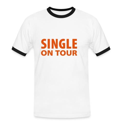 Singel T-Shirt - Männer Kontrast-T-Shirt