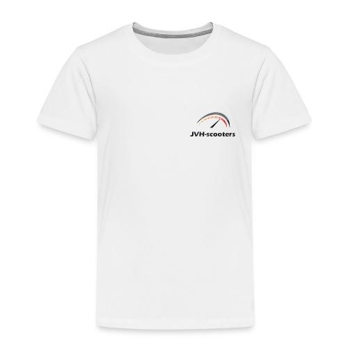 T-shirt kinderen met JVH-scooters logo - Kinderen Premium T-shirt
