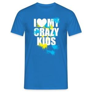 Crazy kids - T-shirt Homme