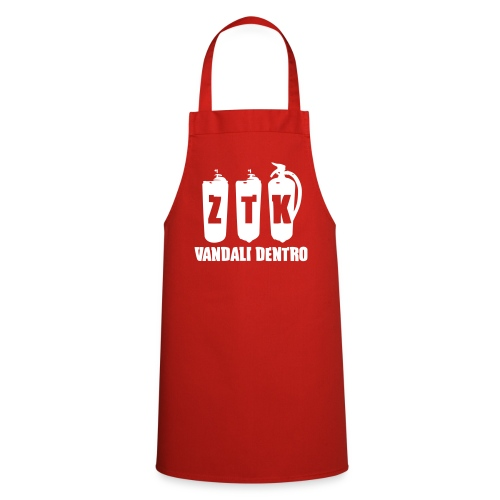 ZTK Spray-Extinguisher Apron - Cooking Apron