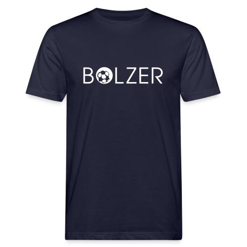 Der Bolzer - Männer Bio-T-Shirt