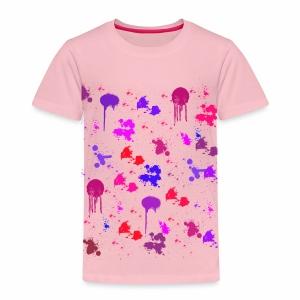 Color Spots - Kinder Premium T-Shirt