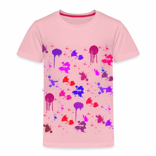 Color Spots - T-shirt Premium Enfant