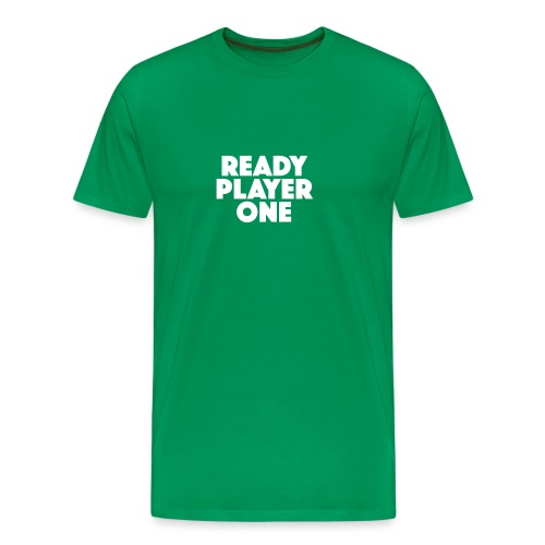 Ready Player One - Männer Premium T-Shirt