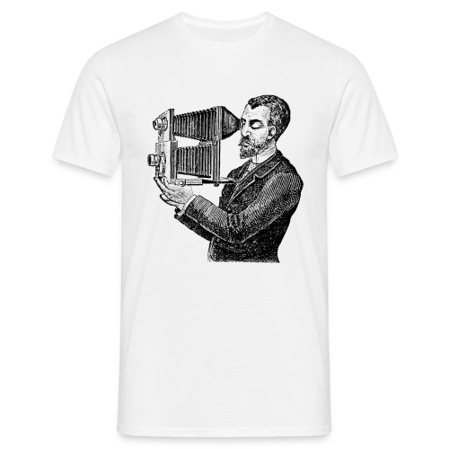 Le Reporter - T-shirt Homme