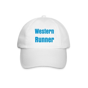 Running T Shirt - Baseball Cap