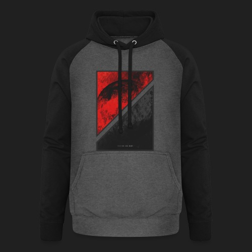 Hoodie - Thessa THE OTHER SIDE Unisex - Unisex Baseball Hoodie