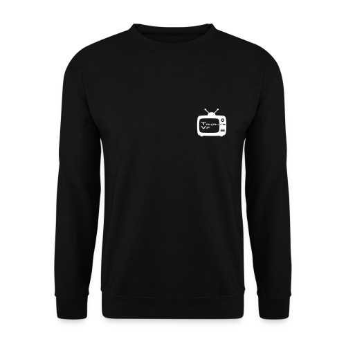 standard sweater black - Mannen sweater