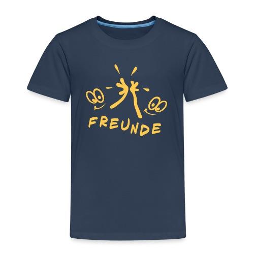 Freunde - Kinder Premium T-Shirt