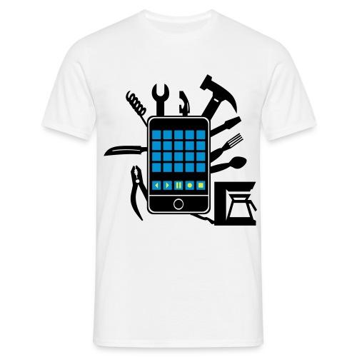 iPhone v.13g - T-skjorte for menn