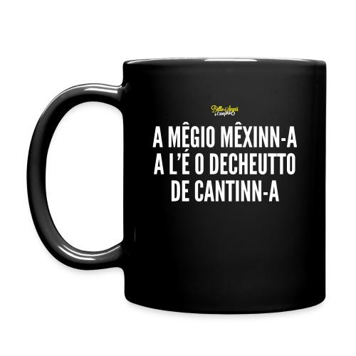 A megio Mexinn-a - Tazza monocolore