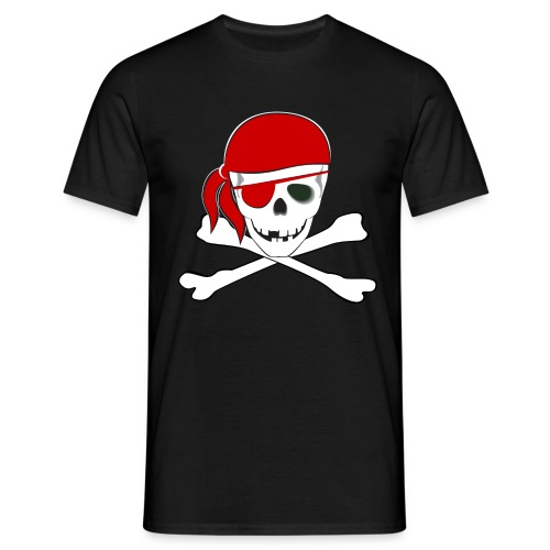 British Pirate - Men's T-Shirt