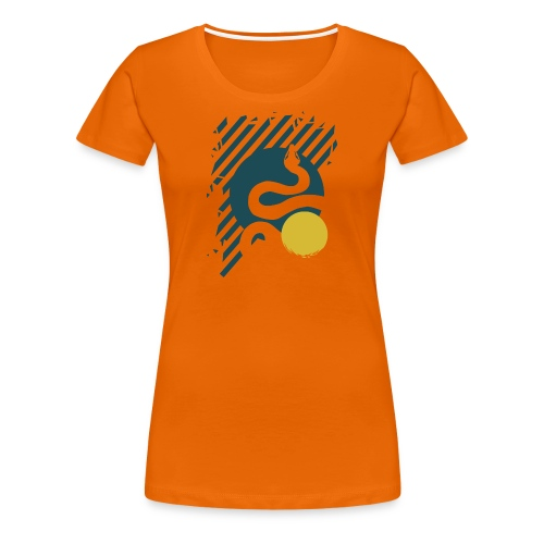 Womens Clan - Women's Premium T-Shirt