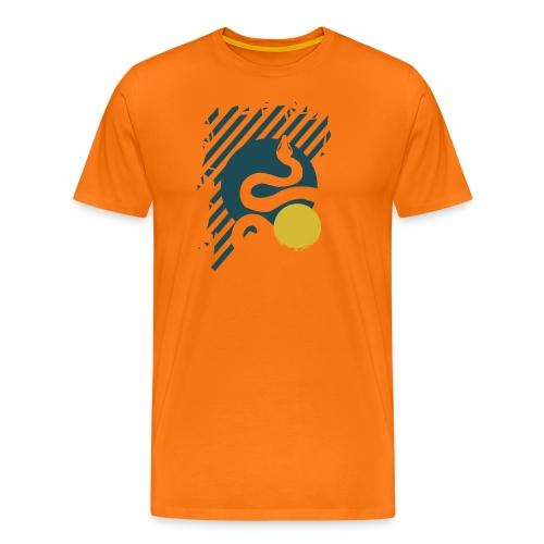 Mens Clan shirt - Men's Premium T-Shirt