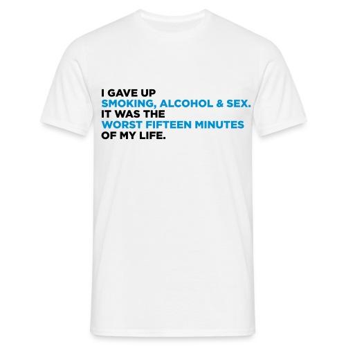 worst 15 - Men's T-Shirt