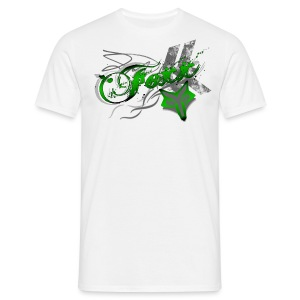 Men's Green Foxx Tee - Men's T-Shirt