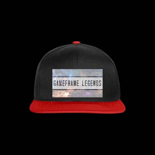 GameFrame Legends Cap - Snapback Cap