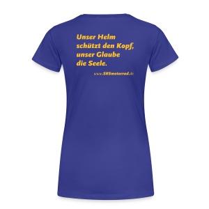 Motorrad Frauen Premium T-Shirt - Frauen Premium T-Shirt