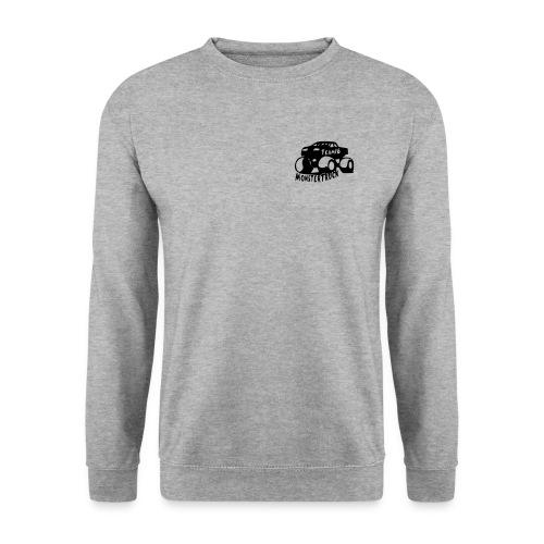 Sweatshirt GRIS pour Homme - Sweat-shirt Homme