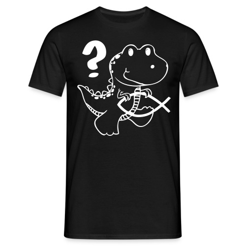 Saurier - Männer T-Shirt