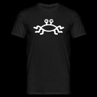 T-Shirts ~ Männer T-Shirt ~ flying spaghetti monster