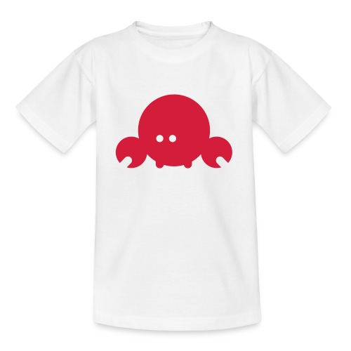 Animalistic Crab - Teenager T-shirt