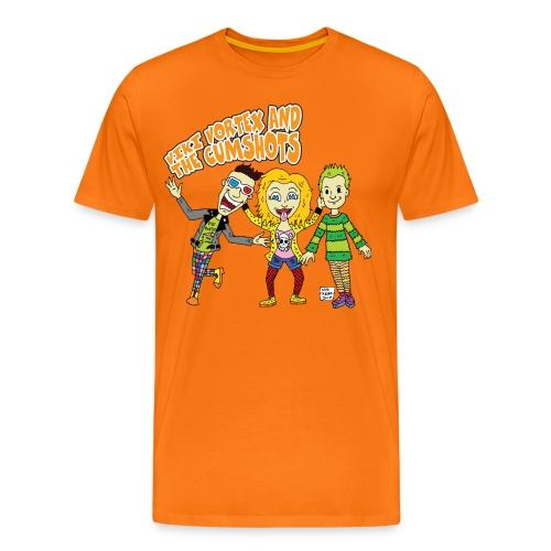 CartoonTee2017 - Men's Premium T-Shirt