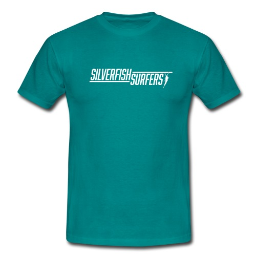 Silverfish Surfers Racing - Männer T-Shirt