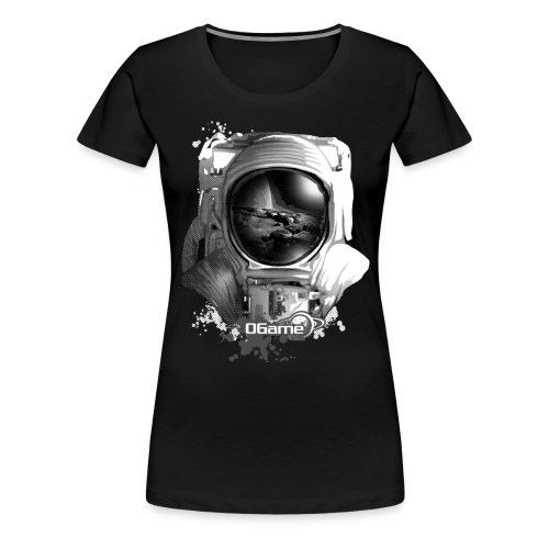 OGame Women´s Premium T-Shirt - Women's Premium T-Shirt