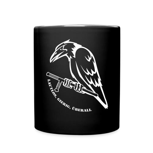 64 Tasse schwarz - Full Colour Mug