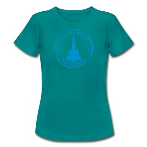 SR-71 Blackbird - Frauen T-Shirt