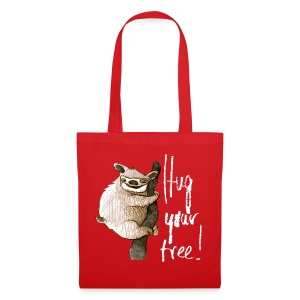 hug your tree - Beutel - Tote Bag
