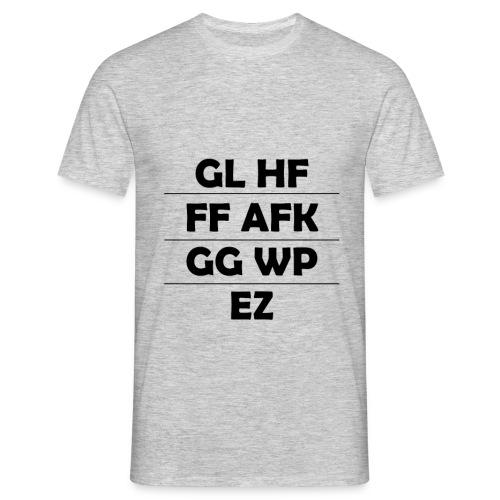 GG WP EZ - T-shirt Homme